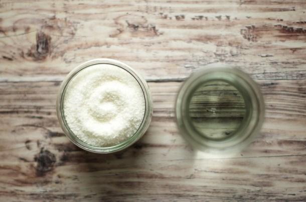 Kokosmilch- die Zutaten