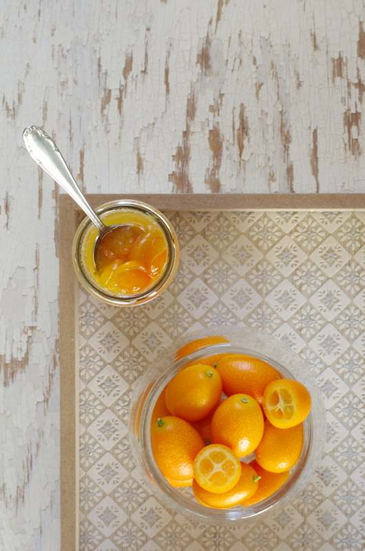 Kumquat Ingwer Marmelade