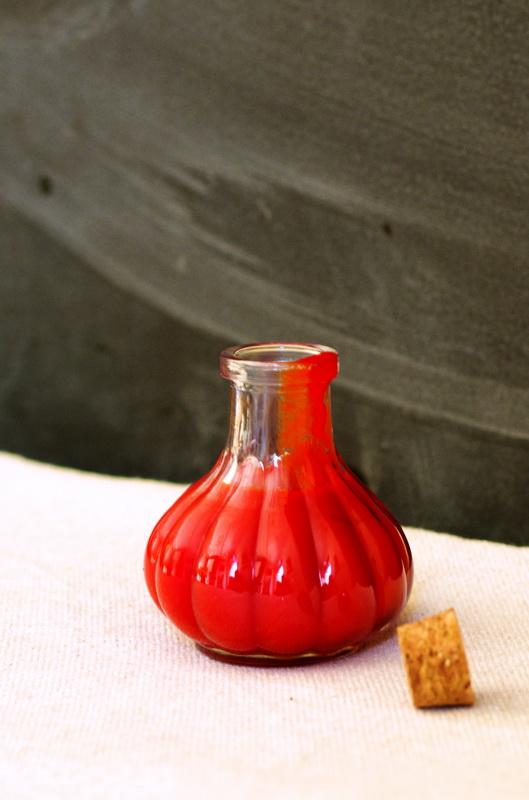 fertige fermentierte Chilisauce