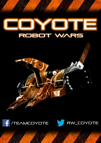 Coyote & Friends - Robot Wars