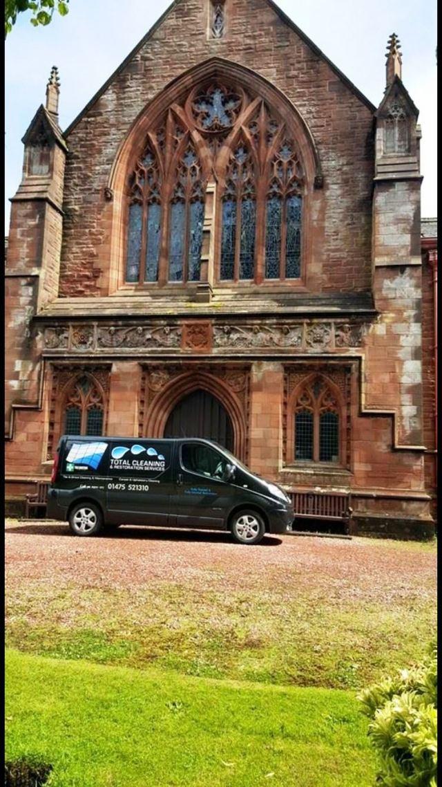 Church Floor Restorations