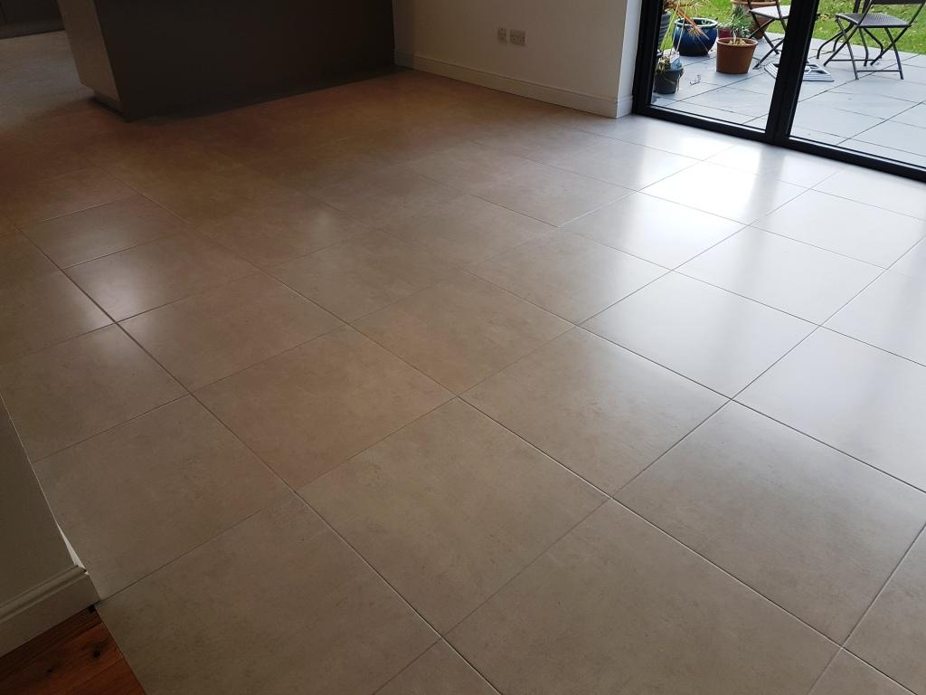 Porcelain bathroom wall tiles deep cleaned cleaning tile Tile and grout cleaning