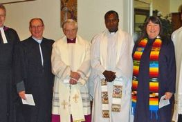 Clergy from participating churches.