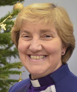 Rt Rev Lorna Hood