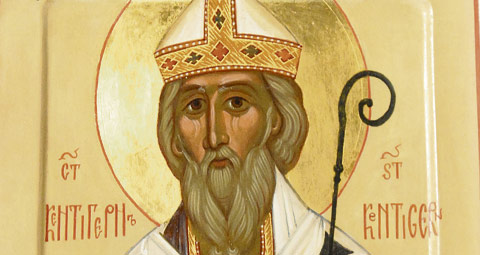 Icon: Saint Mungo
