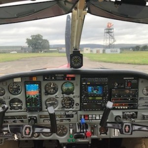 Cockpit G-BOYI