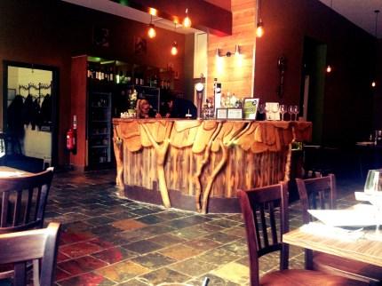 Love the bar at Cubatas