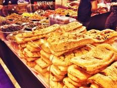 Lovely breads