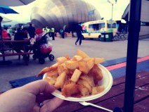 Chips at the Quay