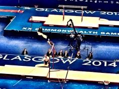 Gymnastics - Scots girls