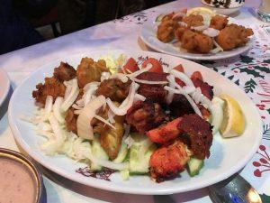 Alishan restaurant Glasgow foodie