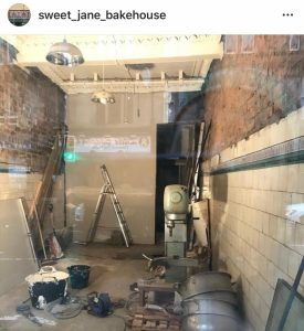 Sweet Jane Bakehouse Dennistoun Glasgow