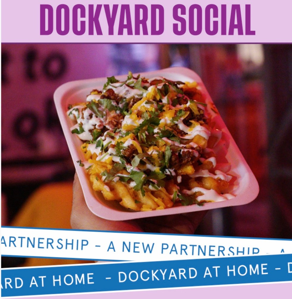 the dockyard social menu
