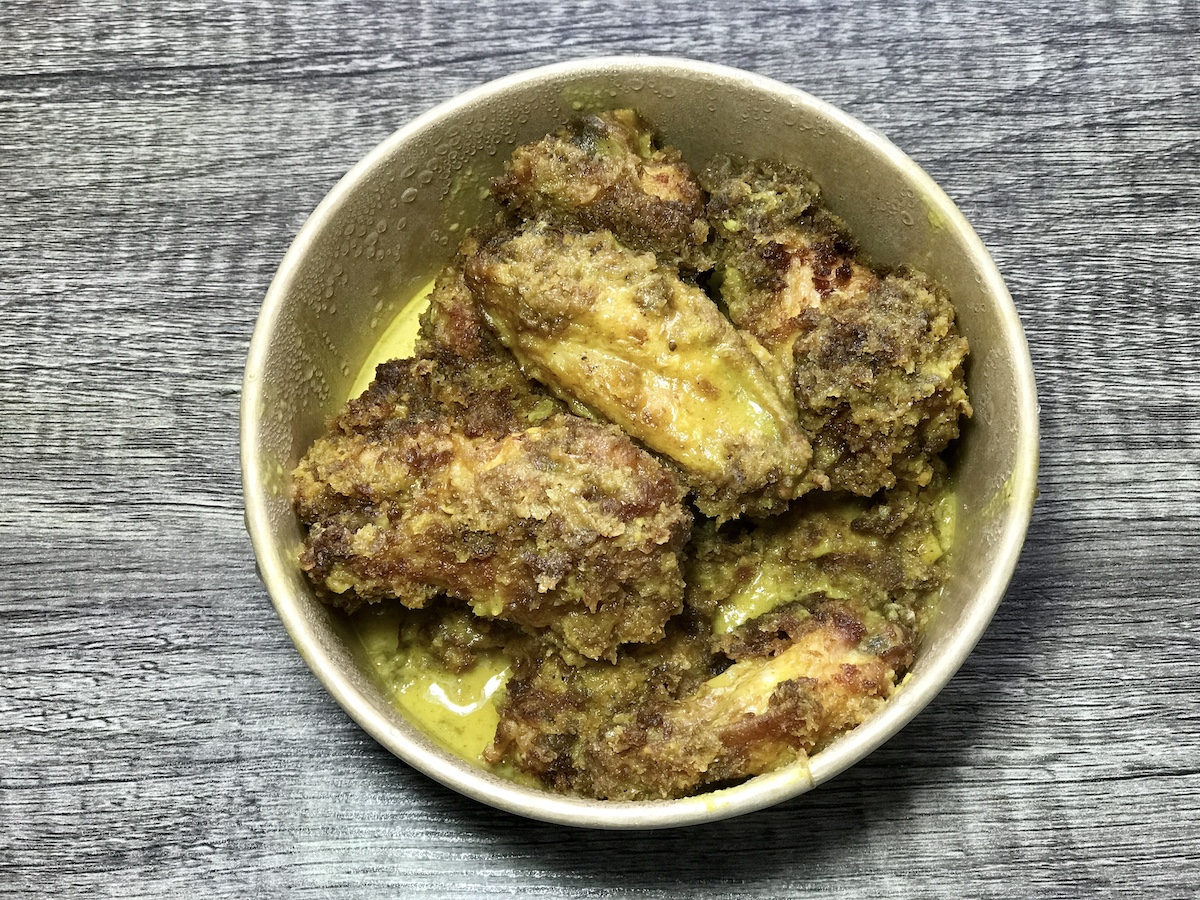 lebowskis west glasgow food delivery chicken wings