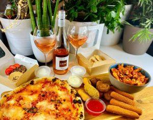 Amore Glasgow valentines feast menu