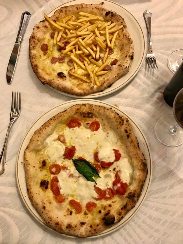 ristorante pizzeria gorizia 1916 chip pizza