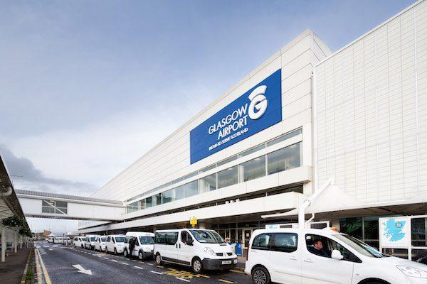 Glasgow Airport exterior
