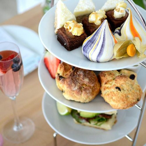 three sisters mothers day afternoon tea