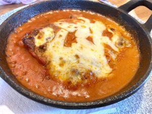 Celinos dennistoun Glasgow Lunch Lasagne