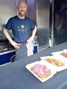 Salt & sea kitchen Glasgow