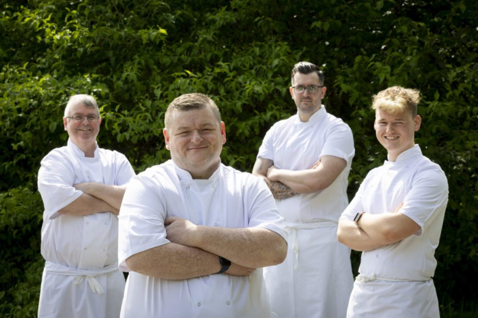 Cameron house hotel chefs