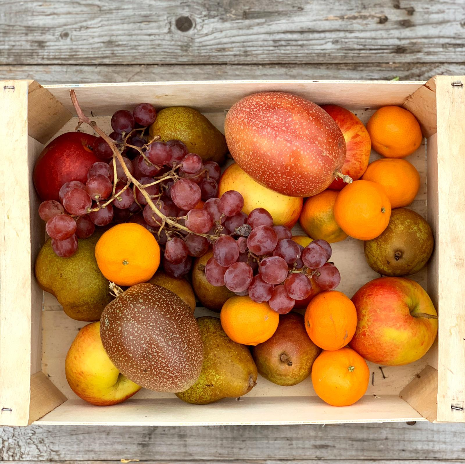 locavore fruit box