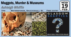 Maggots Murder Event Poster