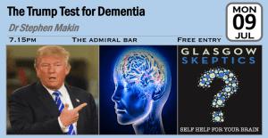 Trump Dementia Poster