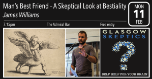 Bestiality event poster