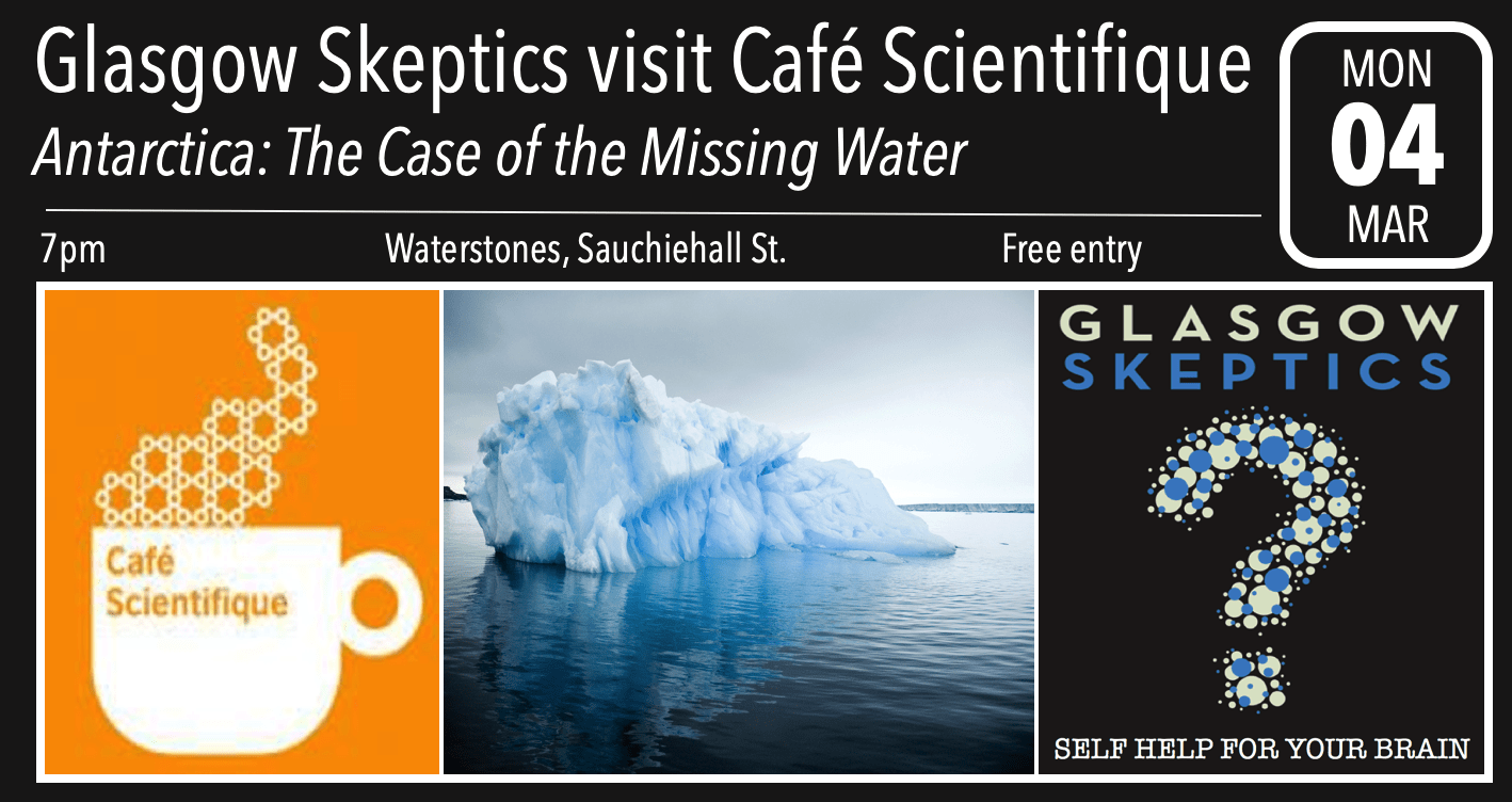 Cafe Sci Poster