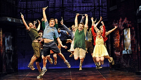 blood brothers 2014 tour