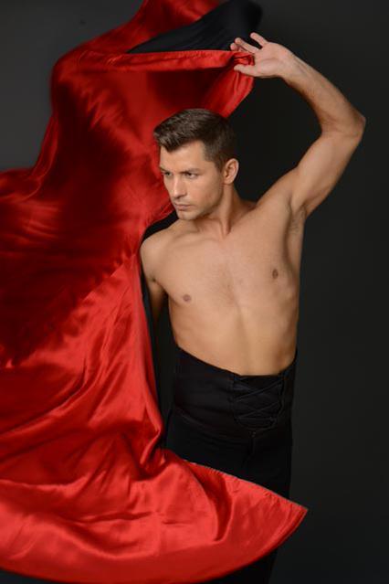 pasha kovalev life through dance