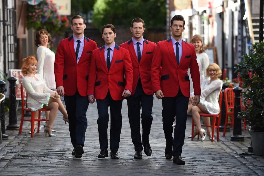 Jersey Boys (3) - Credit Ian Watson
