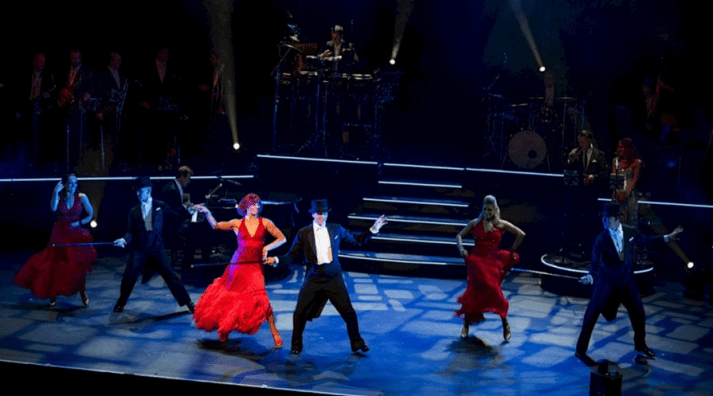 brendan cole night to remember tour