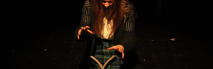 Louise Creechan Carrie Websters theatre Glasgow mad props