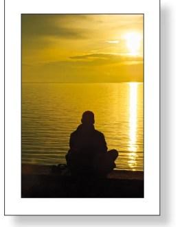 Meditation, Lindau, Bodensee 1 F5