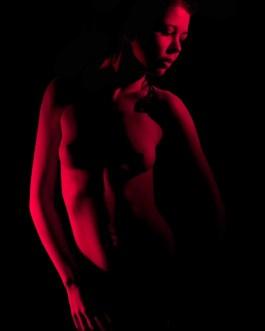 Red Light Low Key Foto 6