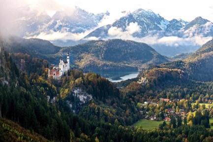 Neuschwanstein, Alpsee 1