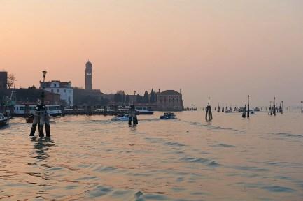 Die Lagune von Venedig 1