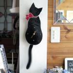 「猫時計」