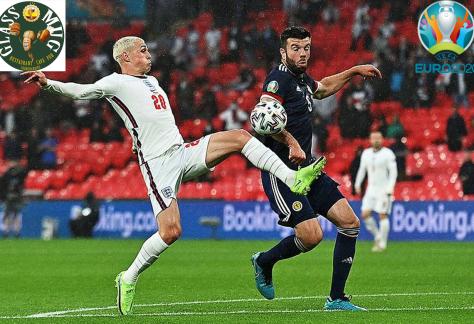 EURO 2020 - République Tchèque - Angleterre sur M6 à 21h00