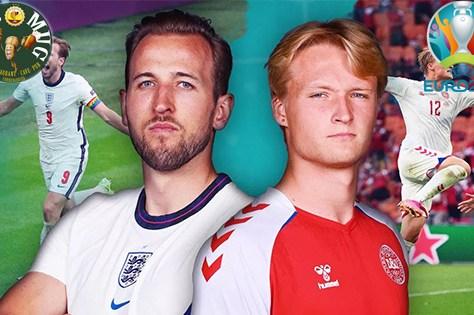 EURO 2020 : Angleterre - Danemark