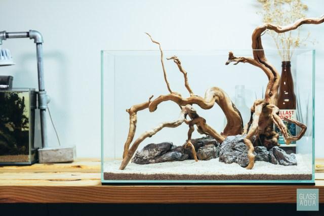 Aquarium Hardscape