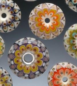 More Kristina Logan beads