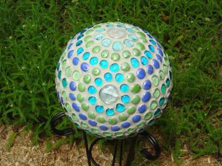 6 tutorials for glass mosaic art glass art for Glass jewels for crafts