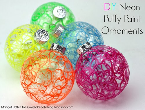 Is It Too Early for a Christmas Tree Ornament Tutorial?