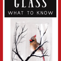 Painting on Glass - What You Need to Know