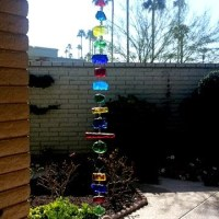 Glass Rain Chains - Some Great Ideas