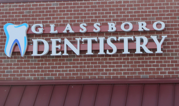 Glassboro Dentistry Office Building and Outdoor Sign