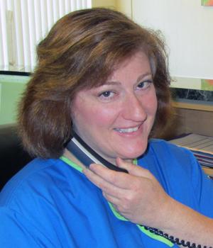 Jill Patient Coordinator